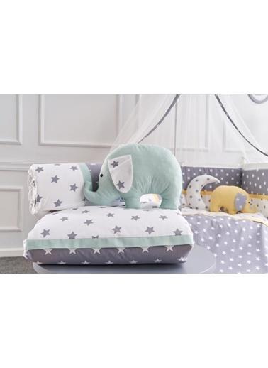 POKY Bebek Uyku Seti Filli 60X120 Kırmızı